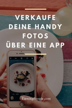 Geld verdienen mit Stockfotos Before you simply delete the snapshots of your mobile phone, upload it Make Money Blogging, Make Money Online, How To Make Money, Craft Business, Home Based Business, Mobiles, Finance Jobs, Money Plan, Earn Money