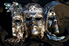 Triple Goddess Mask 2 by El-Sharra.deviantart.com on @deviantART