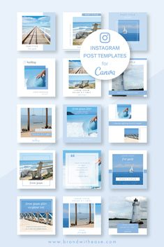 Discover recipes, home ideas, style inspiration and other ideas to try. Instagram Feed Layout, Instagram Grid, Instagram Post Template, Instagram Design, Photo Instagram, Instagram Posts, Blog Post Template, Design Facebook, Graphisches Design