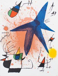 Joan Miro Prints at AllPosters.com