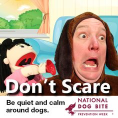Don't Scare, Be quiet and call around dogs. Dog Safety, Animals For Kids, Medical, Pets, Health, Calm, Videos, Youtube, Health Care