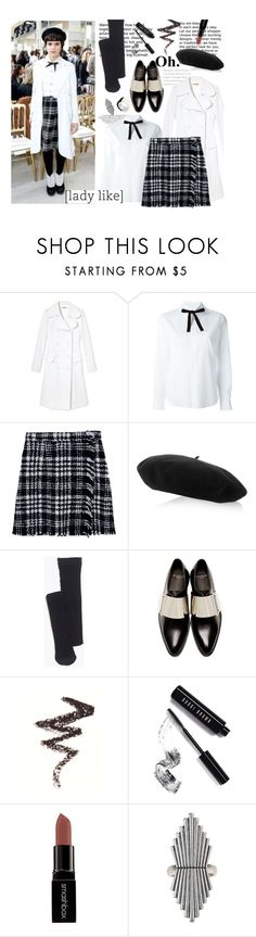 """""""Style Muse:Soko"""" by bamaannie ❤ liked on Polyvore featuring Michael Kors, Comme des Garçons GIRL, Dolce&Gabbana, Gucci, Madewell, Givenchy, NYX, Bobbi Brown Cosmetics, Smashbox and Lucky Brand"""