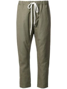 BASSIKE Relaxed Fit Trousers. #bassike #cloth #trousers