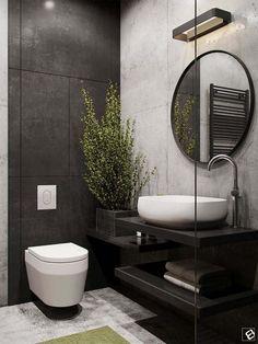 toilette suspendue design moderne