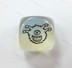 Weve always wanted to see beholder dice, they didnt exist, so we just made them ourselves :) Have fun throwing down critical hits beholder style! Dungeons And Dragons Game, Dragon Rpg, Wings Of Fire, Dice Bag, Take My Money, Tabletop Games, Magic The Gathering, Decir No, Class Ring