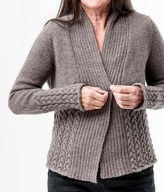 Ravelry: Nala Cardi pattern by Regina Moessmer
