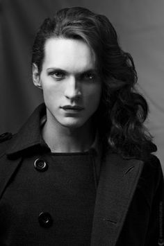 > Danila Kovalev - #androgyny_malemodel