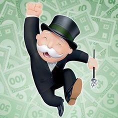 10 anuncios para celebrar el 80 aniversario del Monopoly - Contenido seleccionado con la ayuda de http://r4s.to/r4s