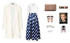 """""""monday2_september5"""" by mnemo7 on Polyvore featuring The Row, By Malene Birger, Yves Saint Laurent, Kate Spade and Gucci"""