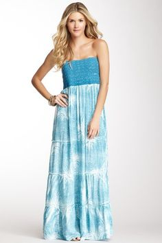 Strapless Dress by Chaudry on @HauteLook