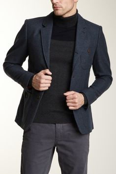 Ted Baker Moosh Two Button Blazer