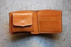Roberu Short Wallet - Leather Factory Roberu Ground style-SR