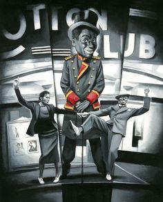 9 El rey de Harlem Poeta en Nueva York Federico Garcia Lorca Reino de Cordelia Fernando Vicente