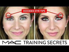 Techniques for hooded eyes 23 Simple Makeup Techniques That Ma Eye Makeup Steps, Smokey Eye Makeup, Makeup Tips, Makeup Hacks, Makeup Ideas, Eyeshadow For Hooded Eyes, Hooded Eyelids, Dark Eyeshadow, Beauty Skin