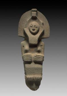 Standing Female Figure, c. 1000-1500 Mexico, Gulf Coast, Huaxtec