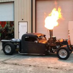 Custom Rat Rods, Custom Cars, Custom Trucks, Hot Rod Trucks, Cool Trucks, Diesel Rat Rod, Diesel Trucks, Rat Rod Girls, Car Girls