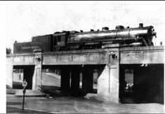 Subway overpass early 1920's New Brunswick Canada, The Province, Old Photos, Trains, Art Ideas, Shots, Times, History, Places