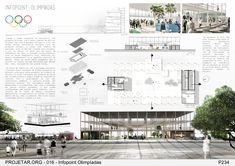 Projeto vencedor do concurso Infopoint Olimpíadas, projetar.org. Projeto: Kim Ritter Veit e Tamara Olivo Goularte