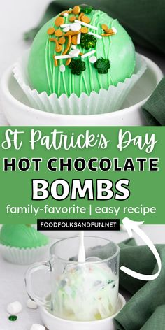 This recipe makes 6 bombs for $0.73 per hot chocolate bomb for a total of $4.38. For more holiday dessert ideas follow Food Folks and Fun! Chocolate Powder, Chocolate Bomb, Hot Chocolate Bars, Chocolate Desserts, Melting Chocolate, White Chocolate, Chocolate Lovers, Candy Recipes, Dessert Recipes