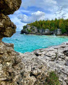 Parc National, National Parks, Lac Huron, Ontario, Formations Rocheuses, Destinations, Station Balnéaire, Explorer, Brie