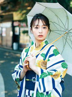 Japanese Kimono, Japanese Girl, Kimono Fashion, Girl Fashion, Japan Ootd, Kimono Dress, Yukata, Female Portrait, Traditional Outfits