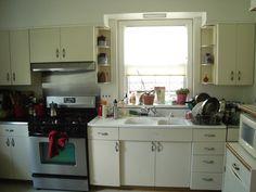 Melrose Park Kitchen Cabinet