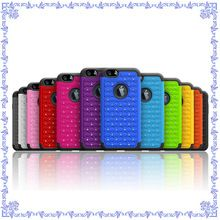 Hotsale Phone Cases For IPhone 6s Bling Covers Rhinestone Phone Cases For Apple IPhone 6s