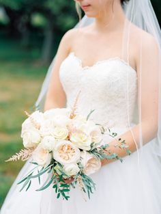 Photography : Krista A. Jones Read More on SMP: http://www.stylemepretty.com/pennsylvania-weddings/villanova-pennsylvania/2016/01/08/intimate-villanova-university-wedding/