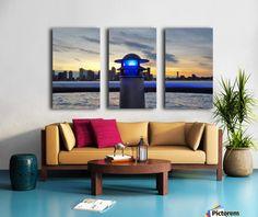 Light Blue - vincenzo  - Canvas