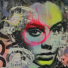 Born and raised in Brooklyn,NY, the elusive DAIN is considered to be one of the more influential artists to emerge from the current New York City street art movement.....