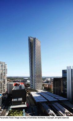 Aspire Parramatta, Tower