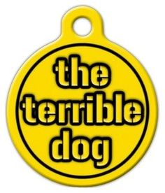 Steelers Terrible Cat - Custom Pet ID Tag for Dogs and Cats - Dog Tag Art - SMALL SIZE * Details can be found by clicking on the image.