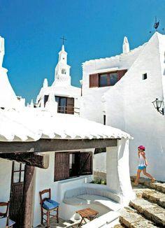 Binibeca, Menorca, España