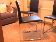 x4 Dining chairs Anniesland Picture 5