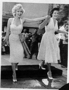 26/06/1953 Grauman's Chinese Theater - Divine Marilyn Monroe