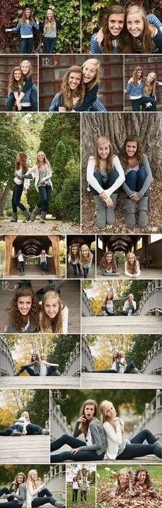 28 New Ideas Photography Friends Poses Photoshoot Bff Pics, Photos Bff, Sister Pictures, Best Friend Pictures, Friend Photos, Senior Pictures, Senior Pics, Senior Portraits, Sister Photography