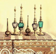 Marocan decor.