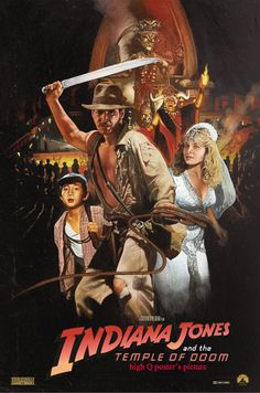 Indiana Jones and the Temple of Doom (DVD, 2008, Special Edition; Widescreen)