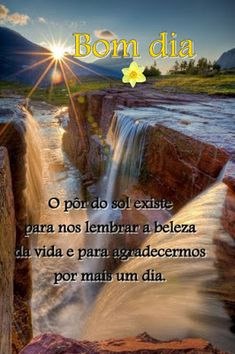 Frases de bom dia com paisagens da roça e campo E Farm, Good Morning, Favorite Quotes, Album, Humor, Movie Posters, Pasta, Good Night Msg, Funny Good Morning Messages