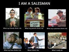 salesman My Friend, Boss, Parents, Baseball Cards, Fictional Characters, Dads, Raising Kids, Parenting Humor, Fantasy Characters