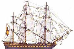 Navio San Telmo. El San Telmo fue un navío de línea de 74 cañones construido en los Reales Astilleros de Esteiro de Ferrol en 1788 y que desapareció en el cabo de Hornos en septiembre de 1819 con una dotación de 644 marineros, soldados e infantes de marina.