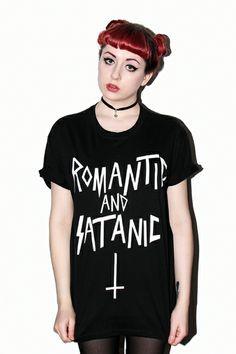 Romantic & Satanic