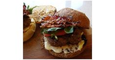 Recipe Asiago and Beef Burgers by Thermomix in Australia - Recipe of category Main dishes - meat Cheese Recipes, Meat Recipes, Dinner Recipes, Cooking Recipes, Dinner Ideas, How To Cook Burgers, Beef Burgers, Cooking Chocolate, Recipes