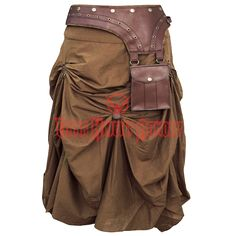 Shop Wide range of Steampunk Corset, Steampunk Corset Dress and Skirts.All our Steampunk range corsets are made with high quality materials, lined with premium Indian Cotton. World's largest selection of Steampunk Corset Range. Steampunk Couture, Viktorianischer Steampunk, Steampunk Outfits, Steampunk Skirt, Steampunk Cosplay, Steampunk Clothing, Steampunk Necklace, Style Édouardien, Lady Like