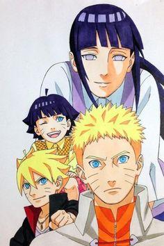 Uzamaki family!!!!