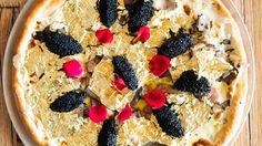 $2,000 | Industry Kitchen 24k Gold Pizza