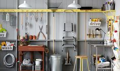 Tidy Up Your Garage with These 6 Tricks