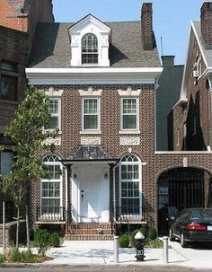 1000 Images About Brownstones Amp Townhouses On Pinterest