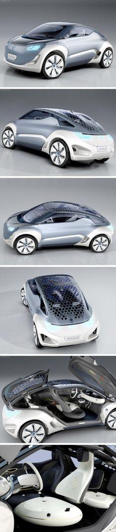 ♂ Renault Zoe Zero Emission Concept (2009)