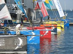 Volvo Ocean Race, Annapolis, MD